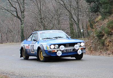 Rallye Monte-Carlo Historique 2017 - der Chardonnet-Beta