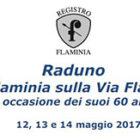 """Invitation to the Meeting """"Le Flaminia on the Via Flaminia""""."""