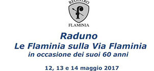 "Invitation to the Meeting ""Le Flaminia on the Via Flaminia""."