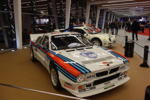 Retromobile 2017 - rally 037 (FCA Heritage)