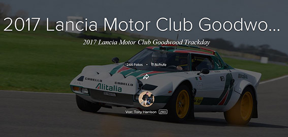 LMC Goodwood Trackday 2017