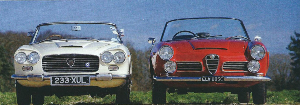AUTOItalia Issue 255 - Alfa vs Lancia