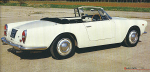 AUTOItalia Issue 255 - Lancia Flaminia Convertibile