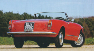AUTOItalia Issue 255 - Alfa Romeo 2600 Spider