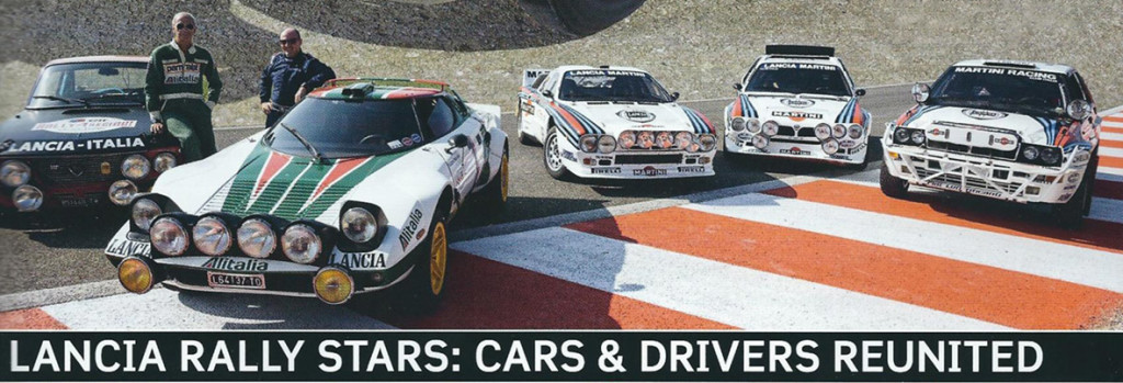 AUTOItalia Issue 255 - Lancia Rally Stars
