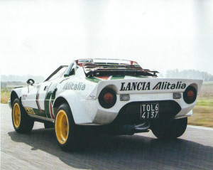 AUTOItalia Issue 255 - Lancia Stratos HF