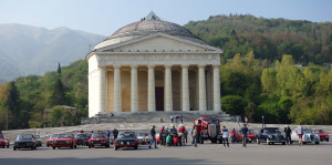 LANCIA REWIND 2017 - Passagno Templo A. Canova