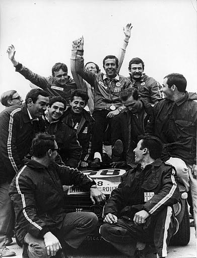 Reparto Corse Lancia - Marathon de la Route 1969