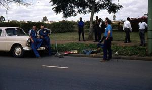 Reparto Corse Lancia - East African Safari 1969