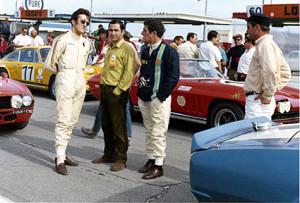 Reparto Corse Lancia - 24 Stunden Daytona 1968: Luigino Podda mit Claudio Maglioli und Rafaele Pinto