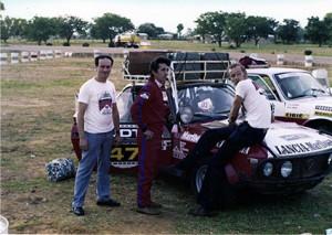 Reparto Corse Lancia - Worldcup Rallye 1974