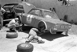 Reparto Corse Lancia - Rallye du Maroc 1972