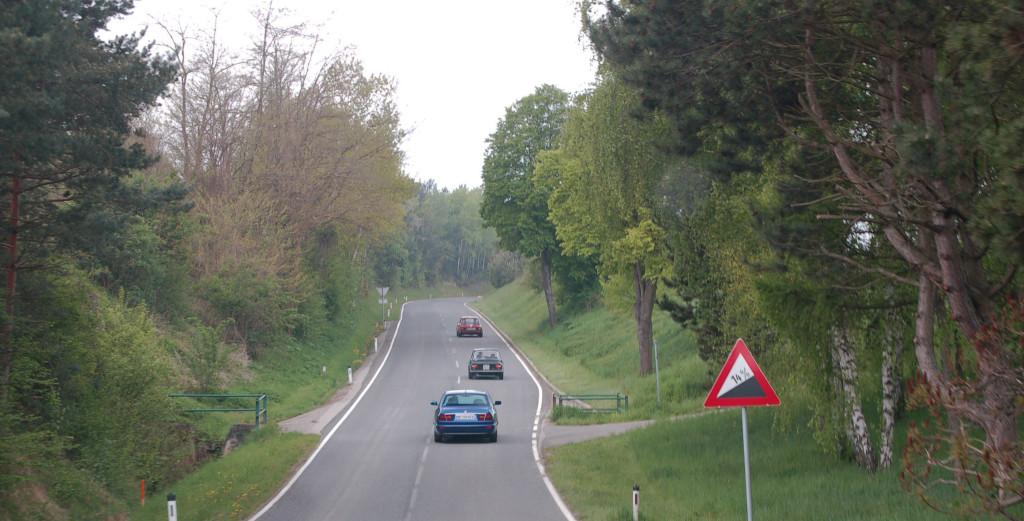 Garagenausfahrt Frühjahr 2017 - unterwegs in Niederösterreich