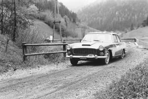 Flaminia Coupé - P.C. Blaimschein - Semperit-Rallye 1962