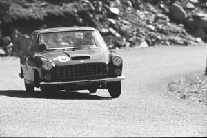 Flaminia Coupé - Carlo Facetti Timmelsjoch-Bergrennen 1962