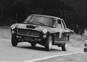 Flaminia Coupé - Giorgio Pianta 6 Stunden Nürburgring 1964