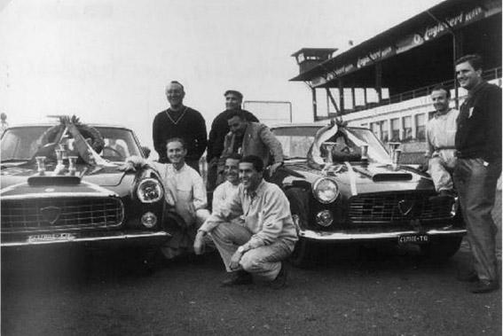 Flaminia Coupé - 12 Stundenrennen Nürburgring 1962
