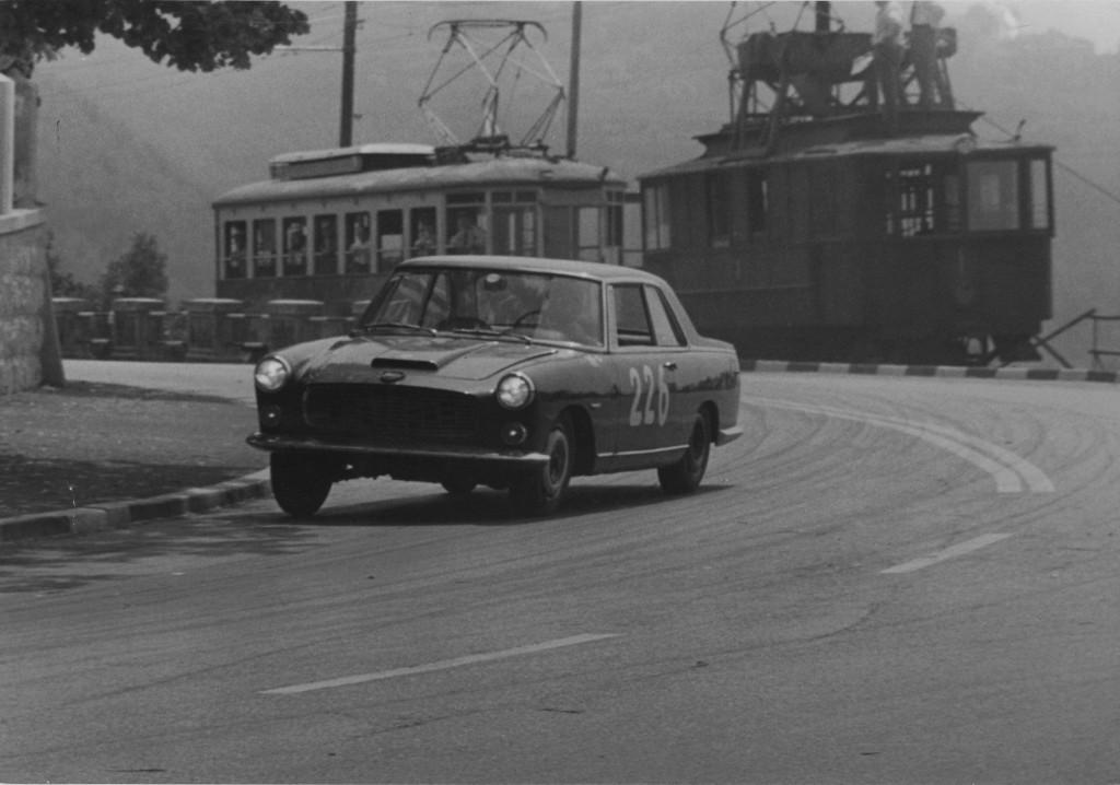 Flaminia Coupé - Giorgio Pianta Trieste - Opicina 1963