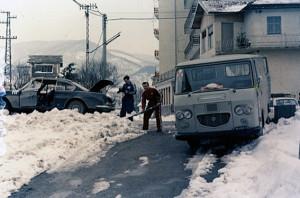 Reparto Corse Lancia - RAC Rally 1971 - der Winter verhinderte den 3. Källström-Sieg