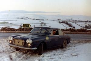 Reparto Corse Lancia - RAC Rally 1971 - Gino Fraboni in der Flavia von Andersson aus 1966