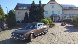 RFM-Meeting 2017 - Anreise über Limburg, Hotel La Montana