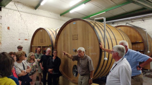 RFM-Meeting 2017 - Brauerei in Gueuze - sachkundige Erklärung