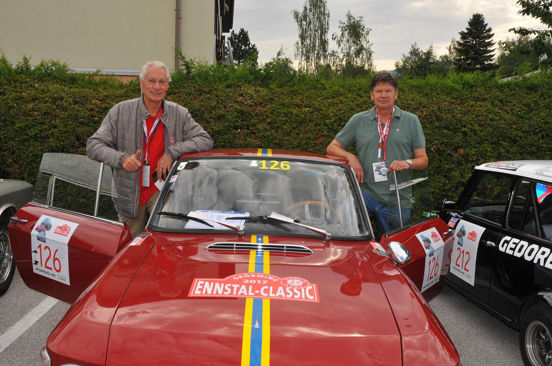 lunz rallye ennstal 2017