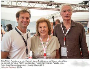 Ennstal-Classic 2017 - Daniele Audetto ((c) Zwischengas)