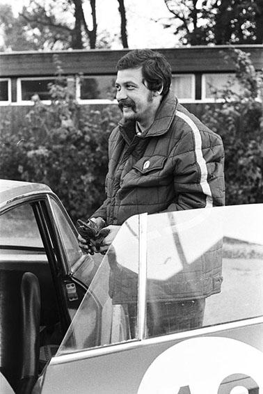 1000 Minuten Rallye 1970 - Harry Källström in Seewiesen