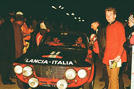 1000 Minuten Rallye 1971 - Klassenfüller Ballestrieri/Bernacchini