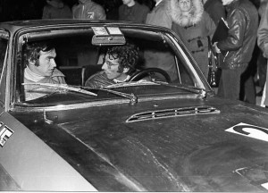 1000 Minuten Rallye 1971 - Klassenfüller Barbasio/Sodano