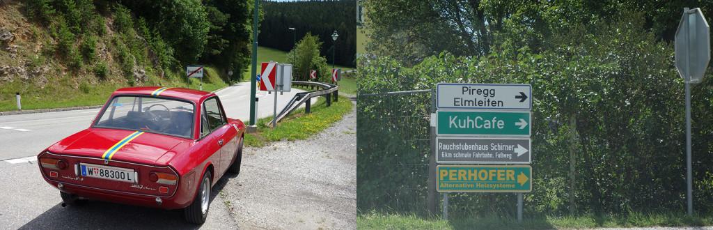 """SP """"Piregg"""" - Start in Fischbach"""
