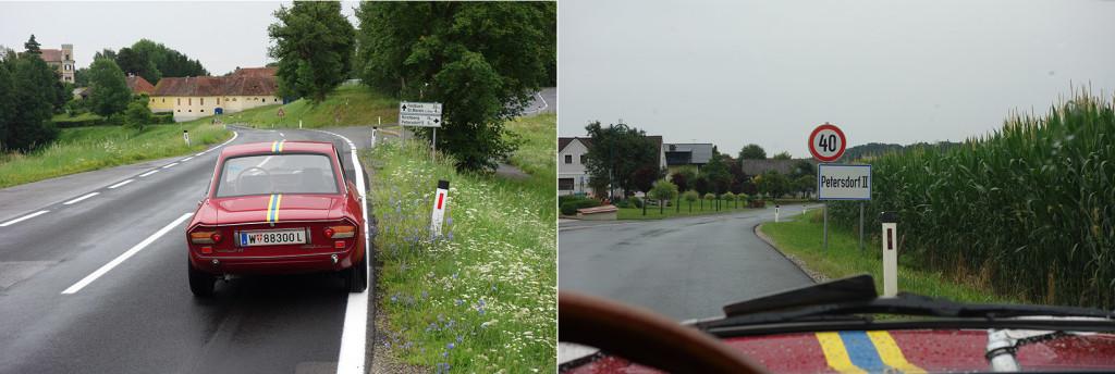 Sengerberg - führt heute teilweise durch Ortsgebiet
