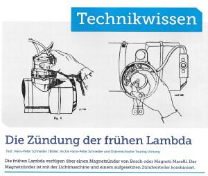 PRONTO 1/2017 - Lambda-Technik erklärt
