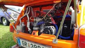 Wadholz Classic 2017 - Fiat Abarth -genügend Leistung?