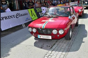 Ennstal Classic 2017 - angestellt für den GP in Gröbming