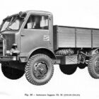 LANCIA'S UNIQUE U4 POWERED LIGHT TRUCKS – 1950-1970