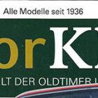 Motor Klassik November 2017