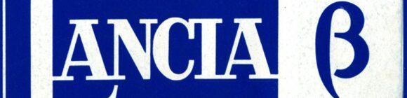 Einladung zum Sonderlauf 45 Jahre Lancia Beta Coupé beim Seiberer-Bergpreis 2018
