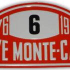 Rückblick: Rallye Monte-Carlo 1976