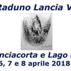 Raduno 2018 V6 Lancia