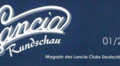 Lancia Rundschau 01/2018