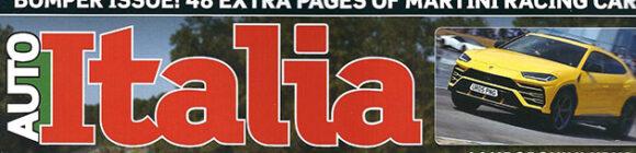 AUTOItalia Issue 272 October 2018