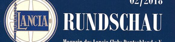 Lancia Rundschau 02/2018