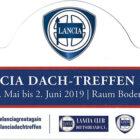 Lancia DACH-Treffen 2019