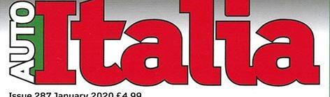 AUTOItalia Issue 287 January 2020