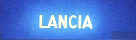 LANCIA Primavera 1960 n. 1
